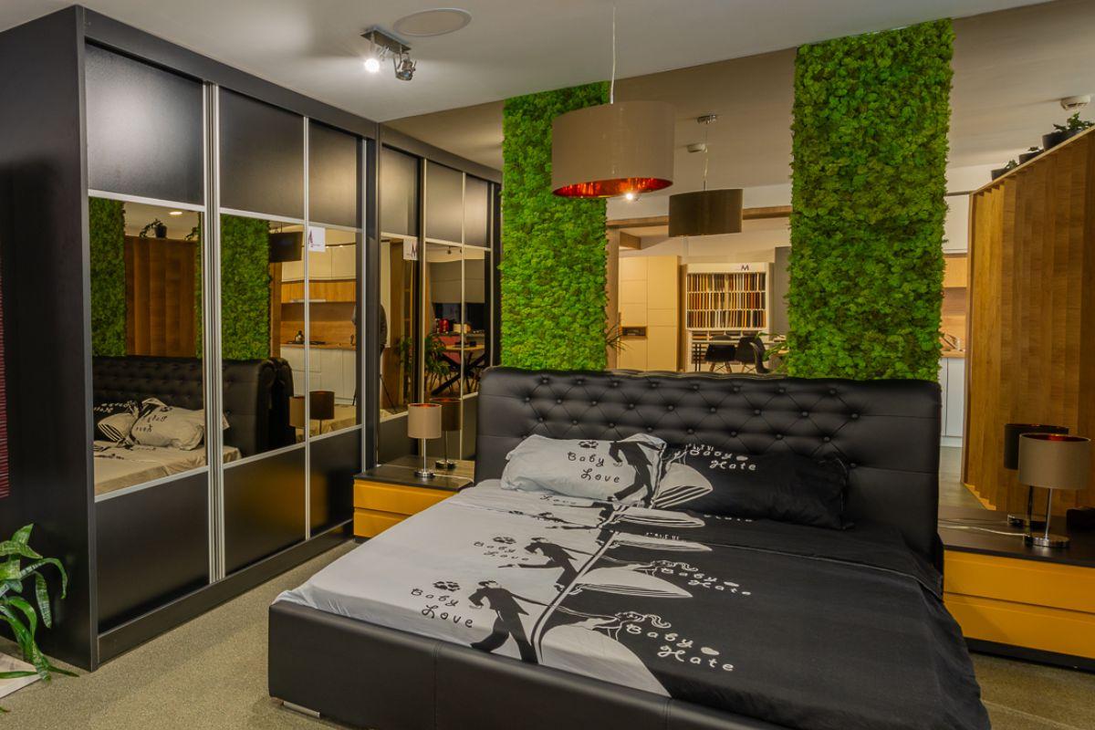 Mobila Vision dormitor